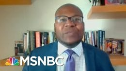 Jason Johnson On Trump's Strategy Of Racial Division | Deadline | MSNBC 9