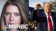 'Stunningly Dangerous': Watch Trump Insider React To Mary Trump's Bombshells | MSNBC 4