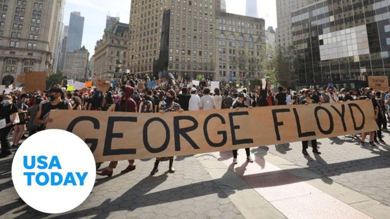 Attorneys announce lawsuit against City of Minneapolis on behalf of George Floyd 1