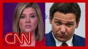 Florida governor blames the media, CNN's Keilar rolls the tape 2