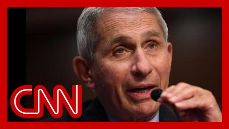 Fauci issues warning to states reopening too soon 1