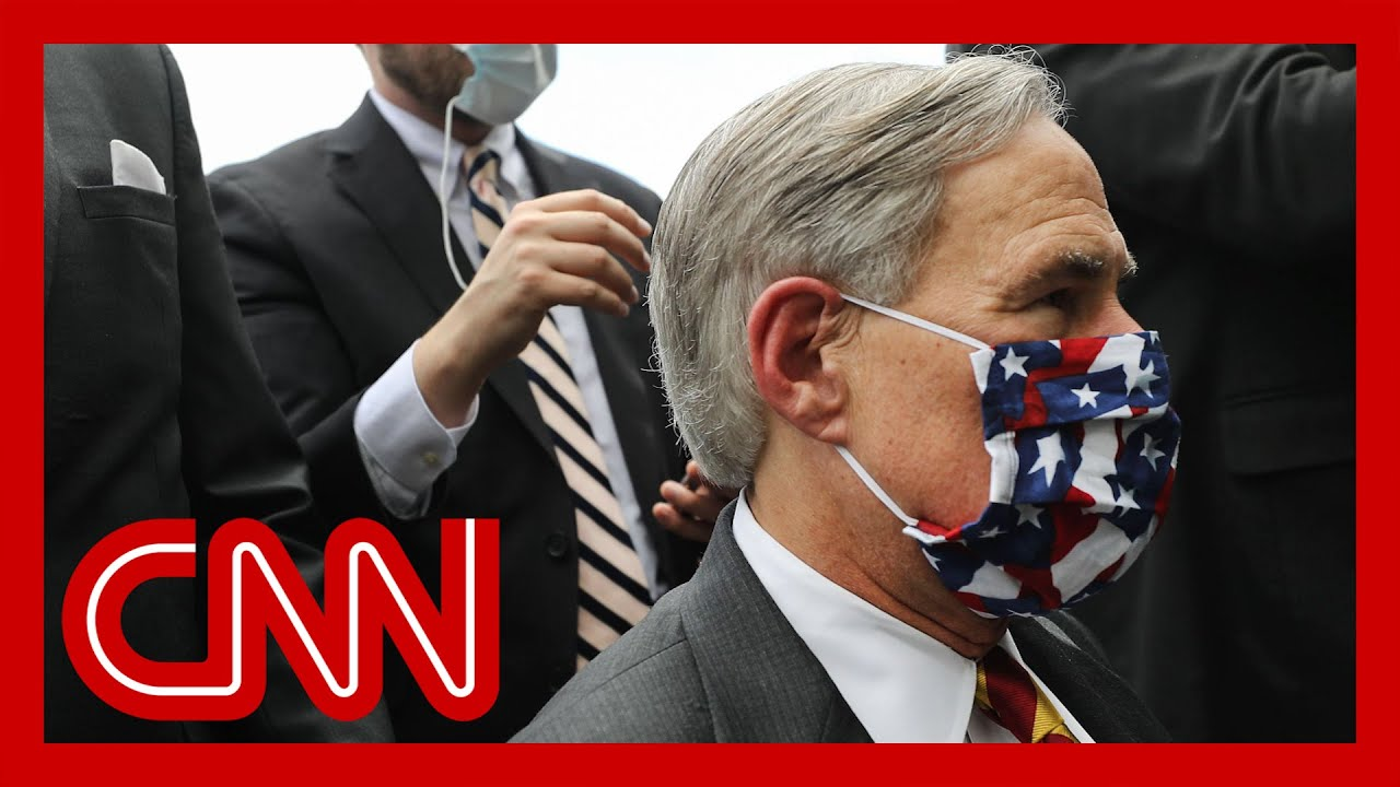 Texas orders most residents to wear face masks 6