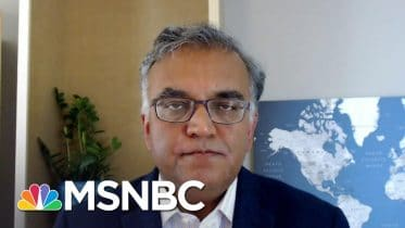 Dr. Jha: 'Very Worried' COVID-19 Data Might Not Continue To Be Available | The Last Word | MSNBC 6