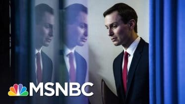 Flashback: Kushner Predicted U.S. Would Be 'Rocking' By July | The 11th Hour | MSNBC 6