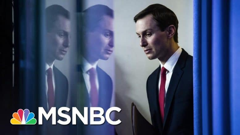 Flashback: Kushner Predicted U.S. Would Be 'Rocking' By July | The 11th Hour | MSNBC 1