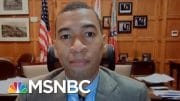 City Halves Its Coronavirus Case Rate After Month Of Mask Policy | Rachel Maddow | MSNBC 2