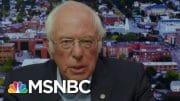 Sanders Aims To Refocus U.S. Priorities With Defense Budget Cuts | Rachel Maddow | MSNBC 2
