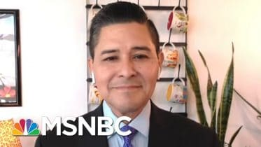 NYC Schools Chief: Pulling Our Funding Could 'Further Traumatize' Students | Hallie Jackson | MSNBC 6