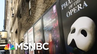 Culturally Vibrant Industries In Danger Amid Flailing COVID-19 Response | All In | MSNBC 6