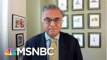 We Can't Seem To Gather Up The Political Will For A Scientific Approach To Reopen | MSNBC 9