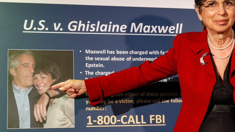 British socialite and former Jeffrey Epstein associate Ghislaine Maxwell is now facing charges 1