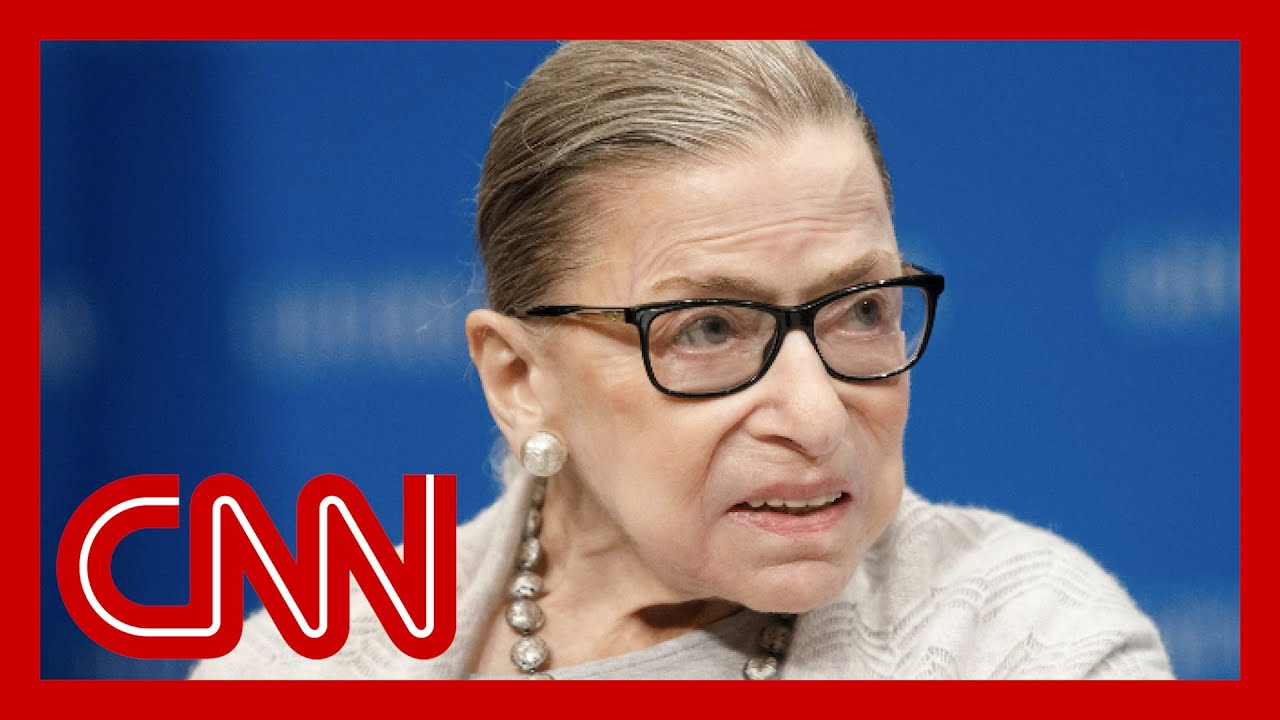 Ruth Bader Ginsburg announces cancer recurrence 4