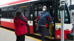Mask now mandatory for passengers riding Toronto transit 4
