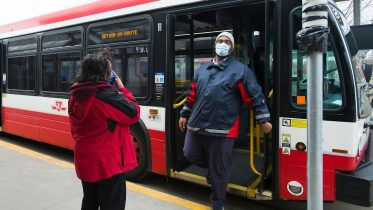 Mask now mandatory for passengers riding Toronto transit 6