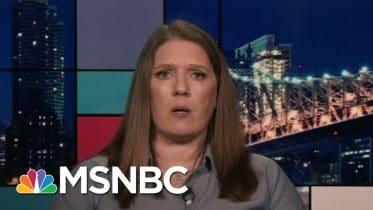 Mary Trump: 'Of Course I Did' Hear Donald Trump Use Racial Slurs | Rachel Maddow | MSNBC 6