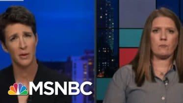 Trump's Niece To Maddow: Trump Used Anti-Semitic Slurs And The N-word | MSNBC 6