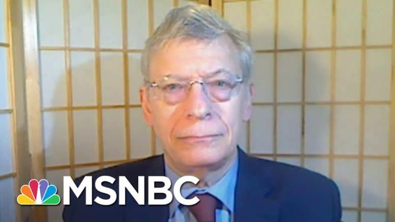 Psychiatrist: Trump Became The Same 'Sadistic, Tyrannical And Cruel' Person His Father Was   MSNBC 1