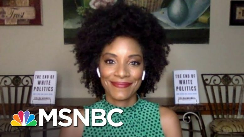Maxwell: Coronavirus Pandemic Requires An 'Unconventional' Campaign Strategy   The Last Word   MSNBC 1