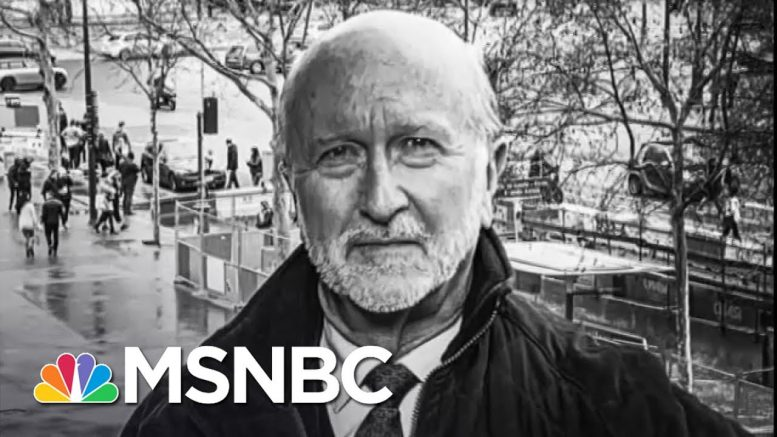 Remembering Veteran Journalist Christopher Dickey | The 11th Hour | MSNBC 1