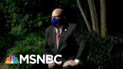 Republican Governor Larry Hogan Sharply Criticizes Trump's COVID-19 Response | Morning Joe | MSNBC 3