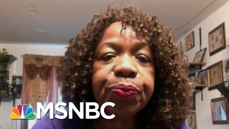 Eric Garner's Mother: George Floyd's Death 'A Boomerang' To My Son's | Hallie Jackson | MSNBC 1