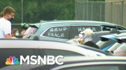 Protestors Calling For Release Of Black Michigan Teen Detained For Missing Homework | MSNBC 2