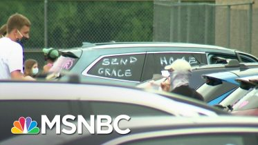 Protestors Calling For Release Of Black Michigan Teen Detained For Missing Homework | MSNBC 6