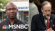 Jamaal Bowman, 1st Political Candidate, Beats Longtime Congressman in NY Democratic Primary | MSNBC 4