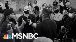 This is the world watching. | MSNBC 9