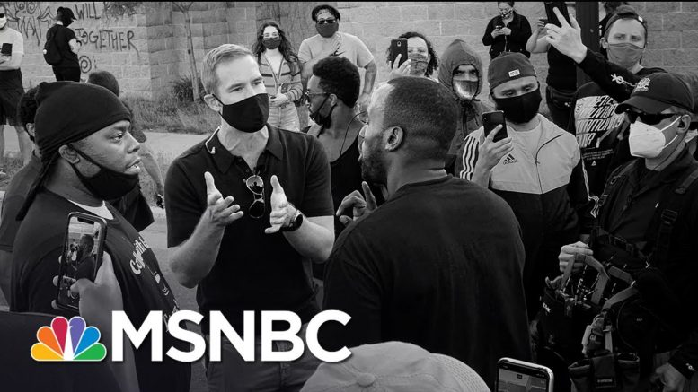 This is the world watching. | MSNBC 1