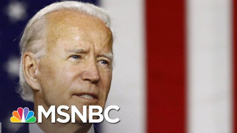 COVID-19 Deals Economic Blow To Milwaukee Due To Largely Virtual Democratic Convention | MSNBC 1