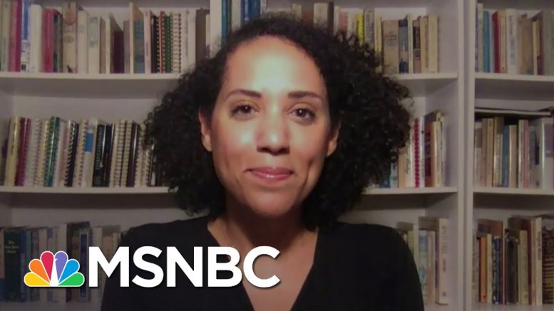 NYT Op-Ed: 'You Want A Confederate Monument? My Body Is A Confederate Monument' | MSNBC 1