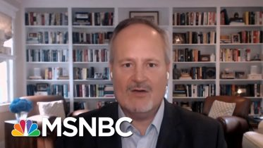 Former Trump Org Exec: 'It was Clear To Me' Trump Was 'Anti-Semitic' | MSNBC 6