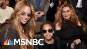 Beyoncé's Mom On Social Justice: 'Get Out And Vote' | The Beat With Ari Melber | MSNBC 4