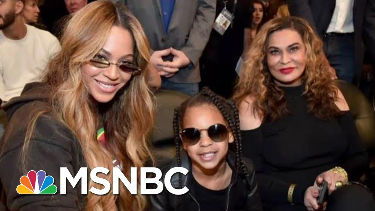 Beyoncé's Mom On Social Justice: 'Get Out And Vote' | The Beat With Ari Melber | MSNBC 1