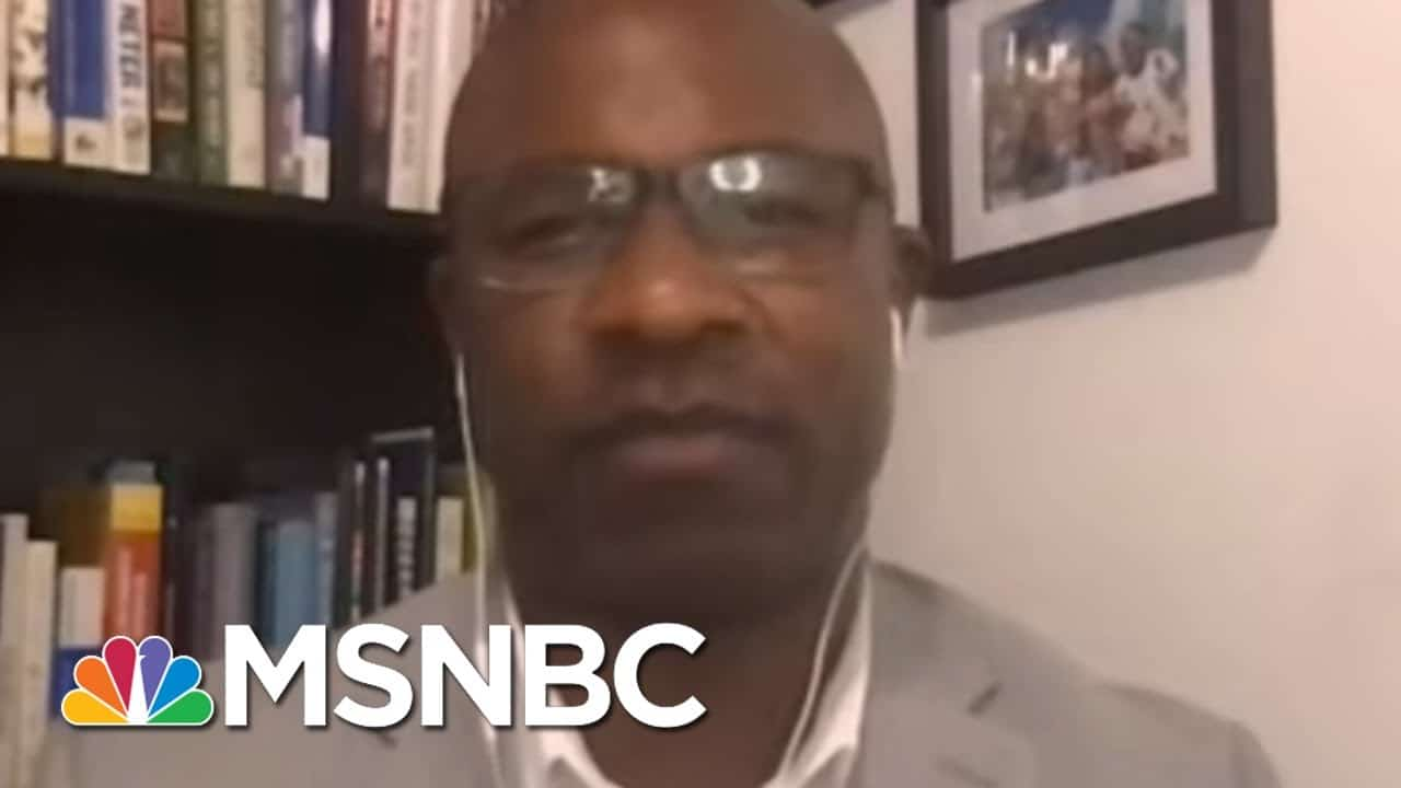 Jamaal Bowman Reacts To Defeating Longtime Rep. Engel In N.Y. Primary   All In   MSNBC 1