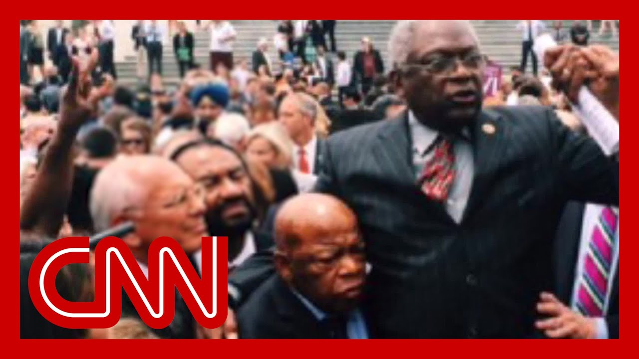 Rep. Clyburn: If Trump wants to honor John Lewis, this is what he needs to do 2