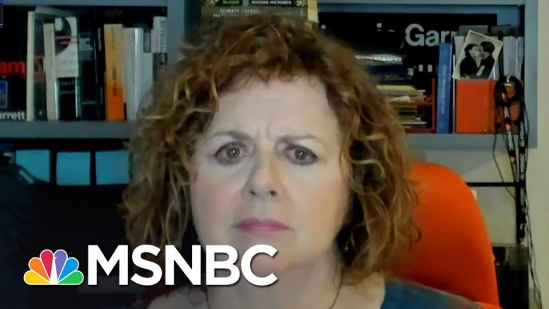 Laurie Garrett: U.S. Does Not Have 'Any Strategy' For COVID-19 Testing | The Last Word | MSNBC 1