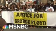 Rev. Sharpton On Black Lives Matter Movement: 'It's Taking Time, But Movements Always Do' | MSNBC 4