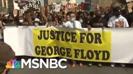 Rev. Sharpton On Black Lives Matter Movement: 'It's Taking Time, But Movements Always Do' | MSNBC 7