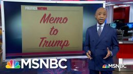 Memo to Trump: 'You Resist Voting Reforms At Every Turn' | MSNBC 8