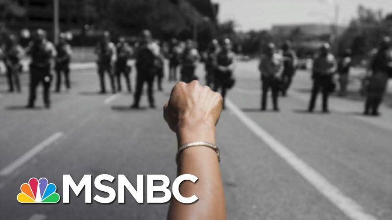 Trump Is 'Swimming Against The Tide Of History' On Racial Justice | The 11th Hour | MSNBC 1