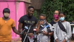 'Drop the charges': Black Lives Matter on arrests of Toronto protesters 2