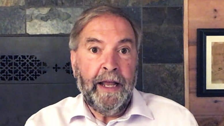 PM Trudeau's decision to take personal day 'surprising': Tom Mulcair 1