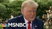 Trump Defends Cognitive Exam: Questions 'Get Very Hard' | Morning Joe | MSNBC 3