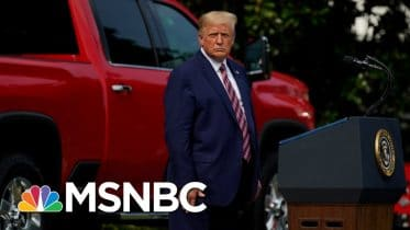 NYT: Inside Trump's Failure: The Rush To Abandon Leadership Role On The Virus | Morning Joe | MSNBC 6