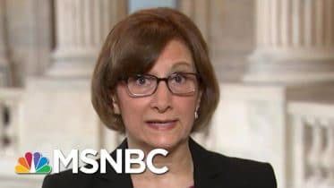 Oregon Rep. Bonamici: Federal Agents In Portland 'Are Not Welcome' | Hallie Jackson | MSNBC 6