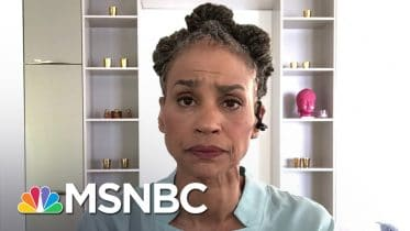 Maya Wiley: Trump's Been A Danger To Our Democracy Since Day One | Deadline | MSNBC 4