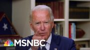 Biden Says Russian Interference In US Elections Will Not Go Unnoticed | The ReidOut | MSNBC 3