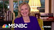 Clinton On Russian interference: What Happened In 2016 Is Sadly Underway Again | The ReidOut | MSNBC 2